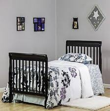 3 In 1 Mini Crib On Me 4 In 1 Aden Convertible Mini Crib Black Safe Lovely Ebay