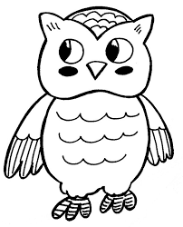Top Cute Owl Coloring Pages To Print Cool Colo 1673 Unknown Owl Color Pages