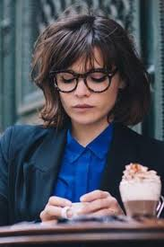 Bob Frisuren 2017 Mit Brille by Bobs Are The Très Chic Hair Trend Of 2017 Haar Frisur