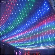cheap wholesale 6x4m led net lights fishing net l led fishnet