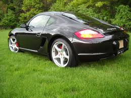 2006 cayman s basalt black black rennlist porsche discussion