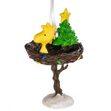 peanuts woodstock ornament by hallmark retrofestive ca