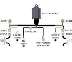 hid controller 12v wiring harness diagram h3 hid kit wiring