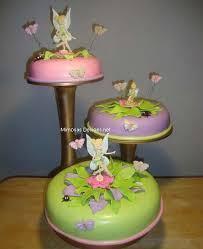 fairy applique cake idea cake decoration pinterest