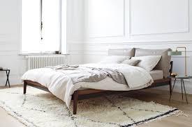 design polsterbett schöne betten für jeden typ schöner wohnen