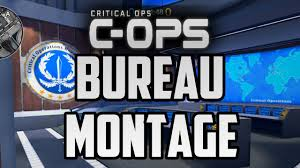 montage pc bureau critical ops bureau map killing montage