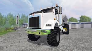 buy kenworth t800 kenworth t800 spreader for farming simulator 2015