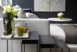 what are nesting tables chic stackable nesting tables to save space in style