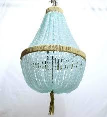 Diy Glass Chandelier Chandeliers Blue Sea Glass Chandelier Sea Glass Chandelier Sea