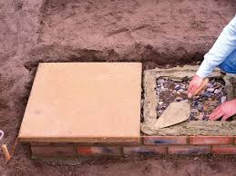 Slope For Paver Patio by How To Build Brick And Paver Stairs How Tos Diy