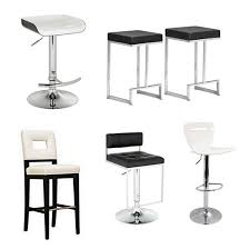 Designer Bar Stools Kitchen by Stylish Kitchen Design With Contemporary Bar Stools Lamps Plus