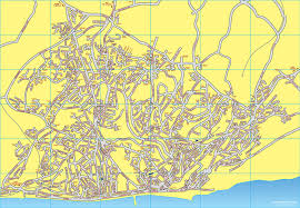 map of east uk map of hastings and st leonards east sussex uk 1066online