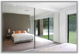 Mirror Closet Door Replacement Amusing Lowes Mirrored Closet Doors 39 For Your Interior Within