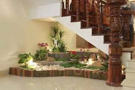 garden home interiors stair garden ideas home interior designs decorative plants
