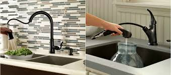 kitchen faucets black i need your thoughts black or silver kitchen faucet dans le