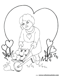 dining table coloring pages room colouring page living design