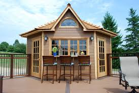 Cabana Ideas by Corner Shed Corner Cabana Toronto Backyard Corner Building