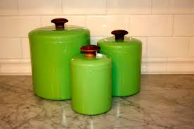 green canister sets kitchen green kitchen canisters lime canister sets joanne russo