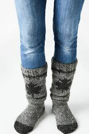 s knit boots canada knitted maple leaf reading socks socks alpacas and leaves