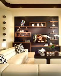Modern Showcase Designs For Living Room Magnificent Paint TV Wall - Living room showcase designs