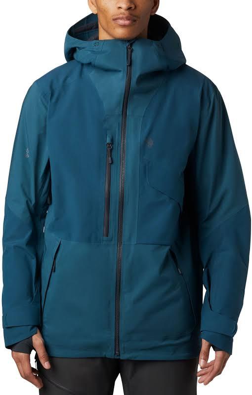 Mountain Hardwear Cloud Bank Gore-Tex Jacket Icelandic Extra Large 1851371324-XL
