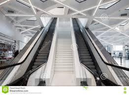 delugan meissl porsche museum interior escalators porsche museum editorial photography image