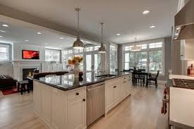kitchen dining room design ideas fair dining room and kitchen combined ideas about interior design