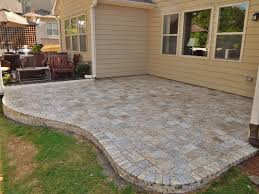Granite Patio Pavers Front Yard Paver Installation By Flpavers Pavers