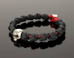 bracelet skull beads images Paracord skull skull paracord bracelet with big 15 mm skull jpg
