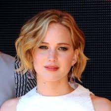 how to style a wob hairstyle jennifer lawrence style the wob wavy bob tutorial styledetails