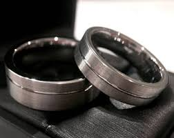 couples wedding rings wedding bands etsy