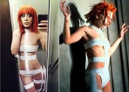Leeloo Halloween Costume 10 Halloween Costumes Inspired Movie U0026 Tv Characters Beauty