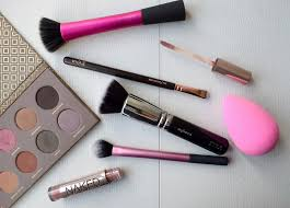 5 affordable make up brushes you need to try natasha kendall