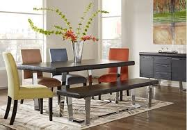 Cindy Crawford Dining Room Sets Combining Rustic Charm With Modern Updates The San Francisco In