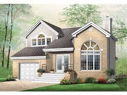Small Two Story House Plan 027h 0011 Find Unique House Plans Home Plans And Floor