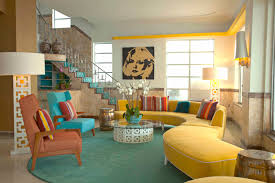 60s Interior Design by Interior 60s Interior Design Solutions5 Retro Interior Design