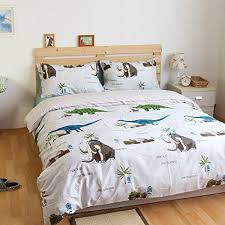 Teen Bedding And Bedding Sets by Lelva Kids Bedding For Boys Teens Bedding Dinosaur Bedding Duvet