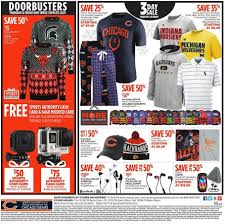 black friday 2015 sports authority ad scan