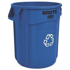 rubbermaid trash cans u0026 recycle bins walmart