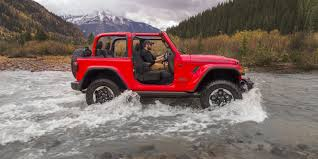 2018 jeep wrangler rubicon first drive 2018 jeep wrangler rules on road and off