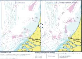 North Sea Map New North Sea Shipping Routes News News U0026 Events Rya