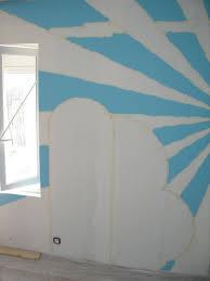 chambre peinte en bleu une chambre de bébé aux couleurs de mario brosgeek vintage pour