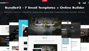 35 beautiful free bootstrap templates 2017 email templates
