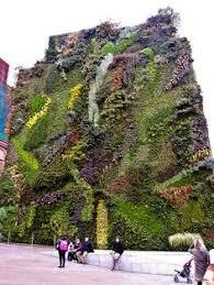 Artificial Vertical Garden Green Wall Green Walls Horticulture - Wall garden design