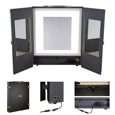 Vanity For Makeup With Lights Makeup Lighting System Camera Ready Cosmetics