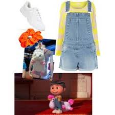 Despicable Halloween Costumes Diy Halloween Costume Lucy Wilde Despicable 2