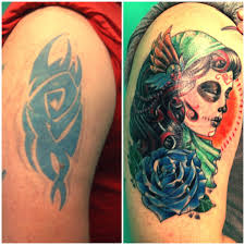 cover up ideas covering and ink