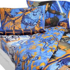 Kids Bed Sets Star Wars Bedding Set Rebels Fight Comforter And Sheet Set