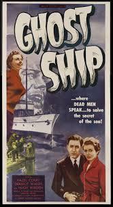ghost ship 1952 stars hazel court dermot walsh hugh burden