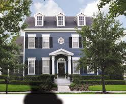 exterior paint color schemes luxurious home design